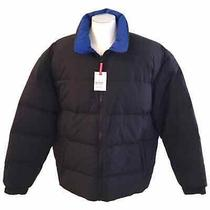 Old Navy Reversible Jacket Water Resistant Poly/down Size Xxl New Nwt  Photo