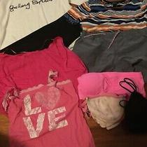 Old Navy/rue 21/day Dreamer Girl 10 Pcs Clothes Lot Size14/16 Photo