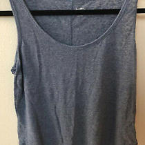 Old Navys Womens Blue Size M Tank Top Photo