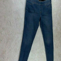 Old Navy Size 31 X 29 Womens Jeans Pull on Stretch Skinny Photo