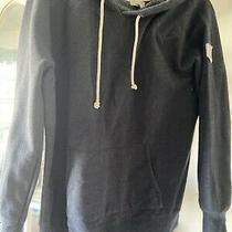 Old Navy Womens Pullover Hoodie Large Black Photo