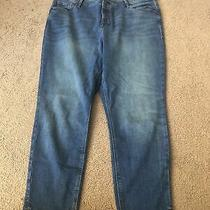 Old Navy Womens 16 Rockstar Super Skinny High Rise Jeans Button Fly Blue Photo