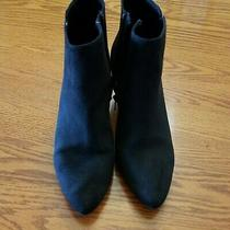 Old Navy Womens Bootie Size 9 Black Photo