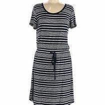 Olive and Oak Women Blue Casual Dress M Photo