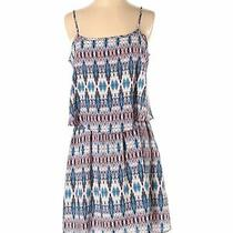 Olive and Oak Women Blue Casual Dress S Photo