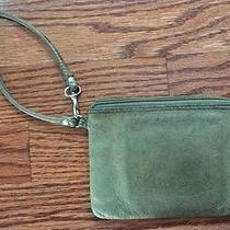 Olive Green Fossil Wristlet Photo