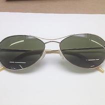 Oliver Peoples Aero 57 Sunglasses (Never Worn) Photo