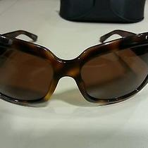 Oliver Peoples Athena Sunglasses Dark Mahoganybrown Frame Japan Photo