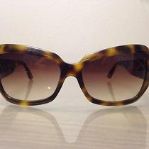 Oliver Peoples Athena Sunglasses Dark Mahoganybrown Tortoise Frame Photo