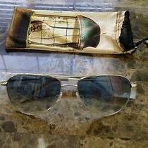 Oliver Peoples Benedict 59 Silver/chrome Sapphire Photochromic Sunglasses Photo