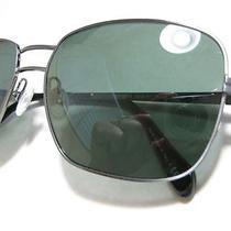 Oliver Peoples Benet Sunglasses Black Chrome Ov1121-S 5016/71 Photo