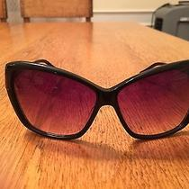Oliver Peoples Black Sunglasses Photo