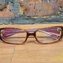Oliver Peoples Date Glasses Brn Ppl Photo