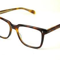 Oliver Peoples  Eyeglasses Ndg-1 Col. Dm Dark Mahogany  New Photo