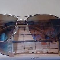 Oliver Peoples Farrel62 Gold Chrome Amber 4183 Sunglasses Photo