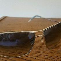 Oliver Peoples Farrell Color Silver/chrome Sapphire Vfx  Photo