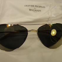 Oliver Peoples Kannon Ov1191-S 5035/o9 59-15-140 Vfx Sunglasses Polarized Photo