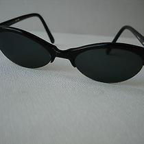 Oliver Peoples Luxury Black Sunglasses Photo