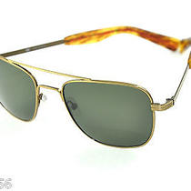 Oliver Peoples  Mosley Tribes Cayton Antique Gold / G-15 Polarized Photo