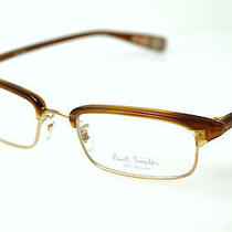 Oliver Peoples Paul Smith Eyeglasses Ps 508 Col. Sycamore New Photo