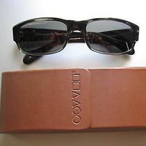 Oliver Peoples Primo 8108 Vfx  Polarized 18-135 Sunglasses Black / Grey  Case Photo