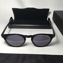 Oliver Peoples Sir o'malley Sunglasses Black/black Photo