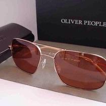 Oliver Peoples Victory 55 Cognac Photo