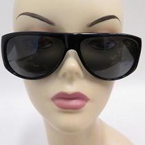 Oliver Peoples Virtuoso Sunglasses Black 365 Gently Worn Photo