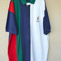 Olympic Games Collection Products  Avon Golf Shirt   Atlanta 1996   L Photo