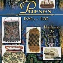 On Sale Vintage Purse Id Book Mesh Bead Whiting Davis More Photo