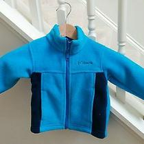 One (1) Columbia Fleece Jacket Childrens 2t Photo