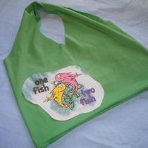One Fish Two Fish Recycled T-Shirt Shopping Bag Photo
