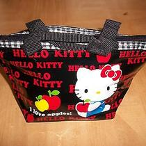 One Hello Kitty Lunch Bag and 3 Assorted Coin Bags B2 Photo