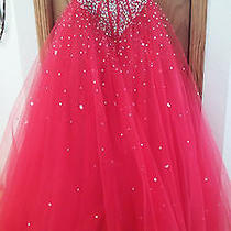 One of a Kind Prom/pageant Dress Mori Lee by Madeline Gardner Photo