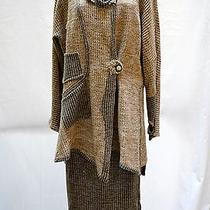 One of a Kind Wearable Art Suit Made by Paris Artisan Emile Boudiova  Large Photo