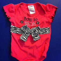 One Piece Pink Baby Girl Outfit by Nursery Rhyme Size 3 Months