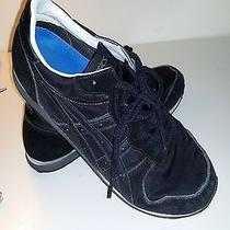 Onisuka Asics Size 10 Black Men's Shoes Athletic Sneakers Photo