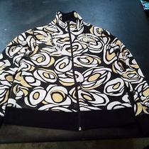 Onque Petite Elements of Style Clothing Zip Up Jacket Coat Pm Petite Medium Photo