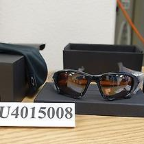 Oo9137-02 Oakley Pit Boss Ii Sunglasses Polished Black/ Vr28 Polarized Lens Bnib Photo
