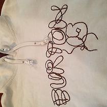 Oop Burton Snowboarding Stitched Logo Baby Blue Hoodie Size Medium Iphone Pocket Photo