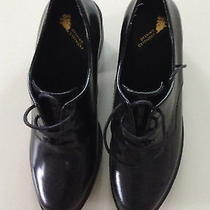 Opening Ceremony Grunge Oxfords  Sz 37 in Black  Photo