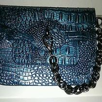 Opi Clutch / Blue Croc Photo