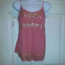 Orange Cute Camisole Form Limited Size Small Photo