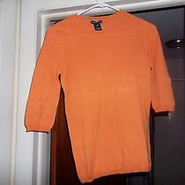 Orange Gap Sweater Small Photo