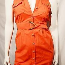 Orange Short Dress by Rampage. Small Photo