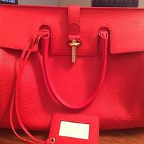 Original Balenciaga Bag - Red  Photo
