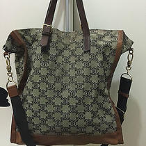 Original Celine Monogram Shopper Bag Photo