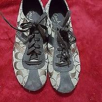 Original Coach Sneakers Size 7.5 M Photo