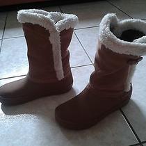 Original Crocs - Warm Beige Boots Photo
