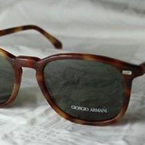 Original Giorgio Armani Sunglasses Ga 836 New Photo
